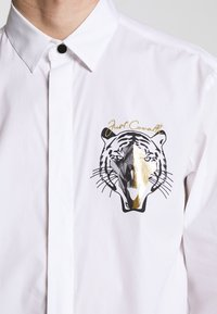 Just Cavalli - LOGO - Overhemd - white - 7
