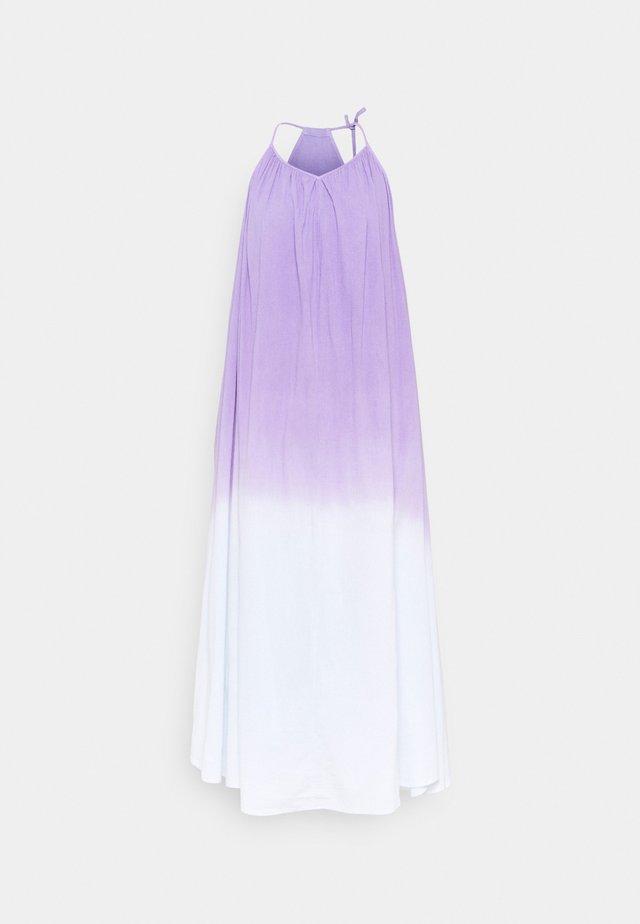 TIE CAMI - Sukienka letnia - purple