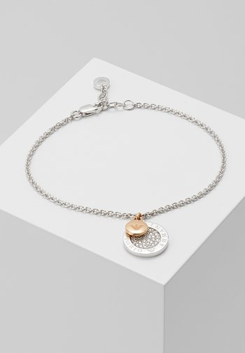 Bracelet - roségold-coloured/silver-coloured