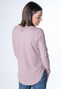 alife & kickin - LEA  - Long sleeved top - lavender - 2