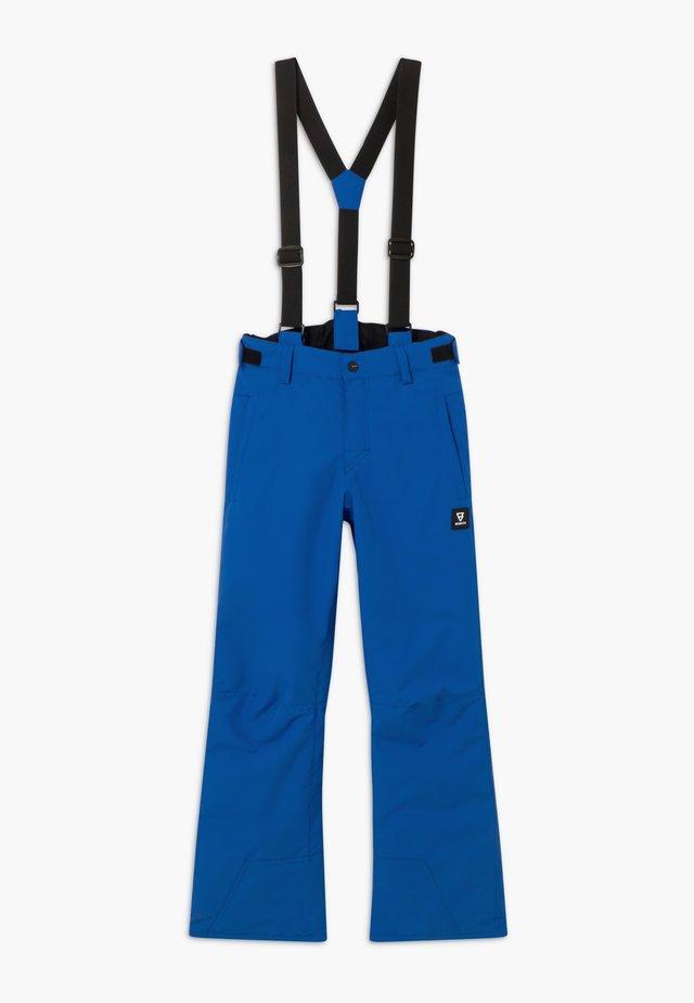 FOOTSTRAP BOYS - Pantaloni da neve - bright blue
