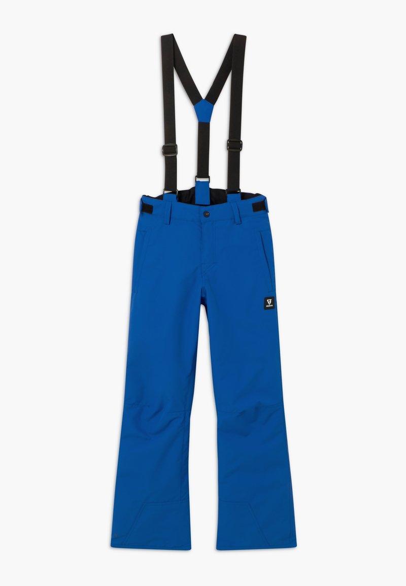 Brunotti - FOOTSTRAP BOYS - Zimní kalhoty - bright blue