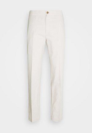 WAIST PANT - Trousers - stone