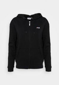 Fila - Zip-up hoodie - black - 3