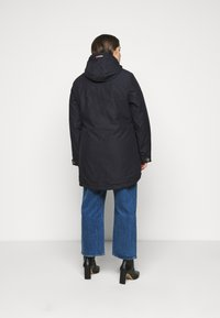 Ragwear Plus - JANE PLUS - Parka - navy - 2