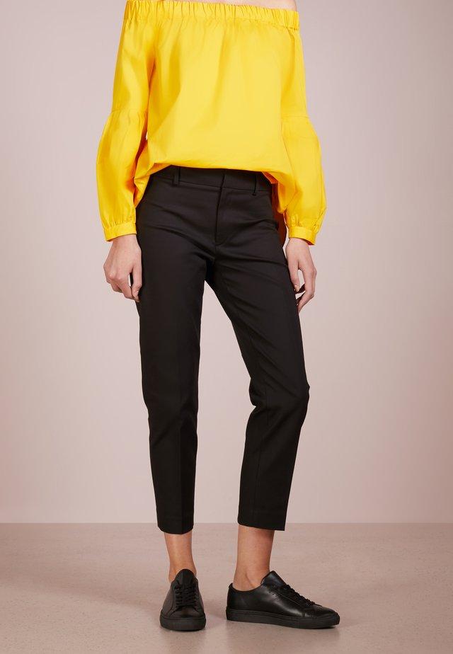 REMI - Pantalon classique - black