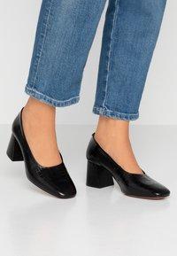 Depp - Classic heels - black - 0