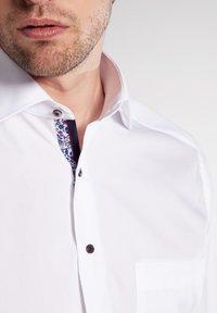 Eterna - REGULAR FIT - Shirt - white - 2