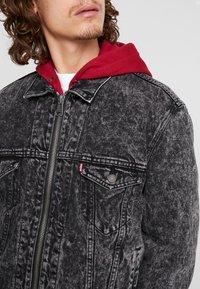 Levi's® Extra - ZIP TYPE 3 TRUCKER - Denim jacket - peterson - 3