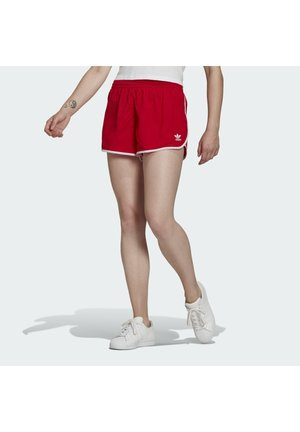 3STR SHORTS - Shorts - scarlet