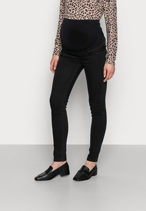 CLINT SEAMLESS - Jeans slim fit - black