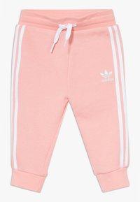 adidas Originals - TREFOIL HOODIE SET UNISEX - Tepláková souprava - glow pink/white - 2