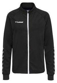 Hummel - HMLAUTHENTIC  - Training jacket - black/white - 0