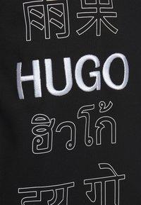 HUGO - NAKIRA - Mikina - black - 5