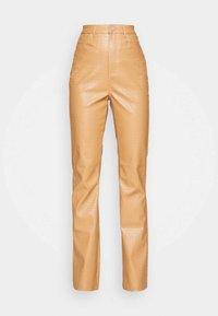 Missguided - TROUSER - Pantalon classique - tan - 4