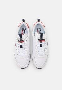 Tommy Jeans - TECHNICAL DETAIL RUNNER - Joggesko - white - 5