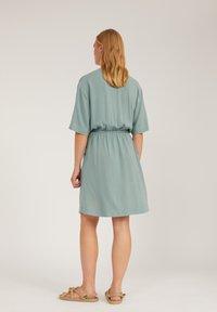 ARMEDANGELS - RAUHAA - Day dress - eucalyptus green - 2