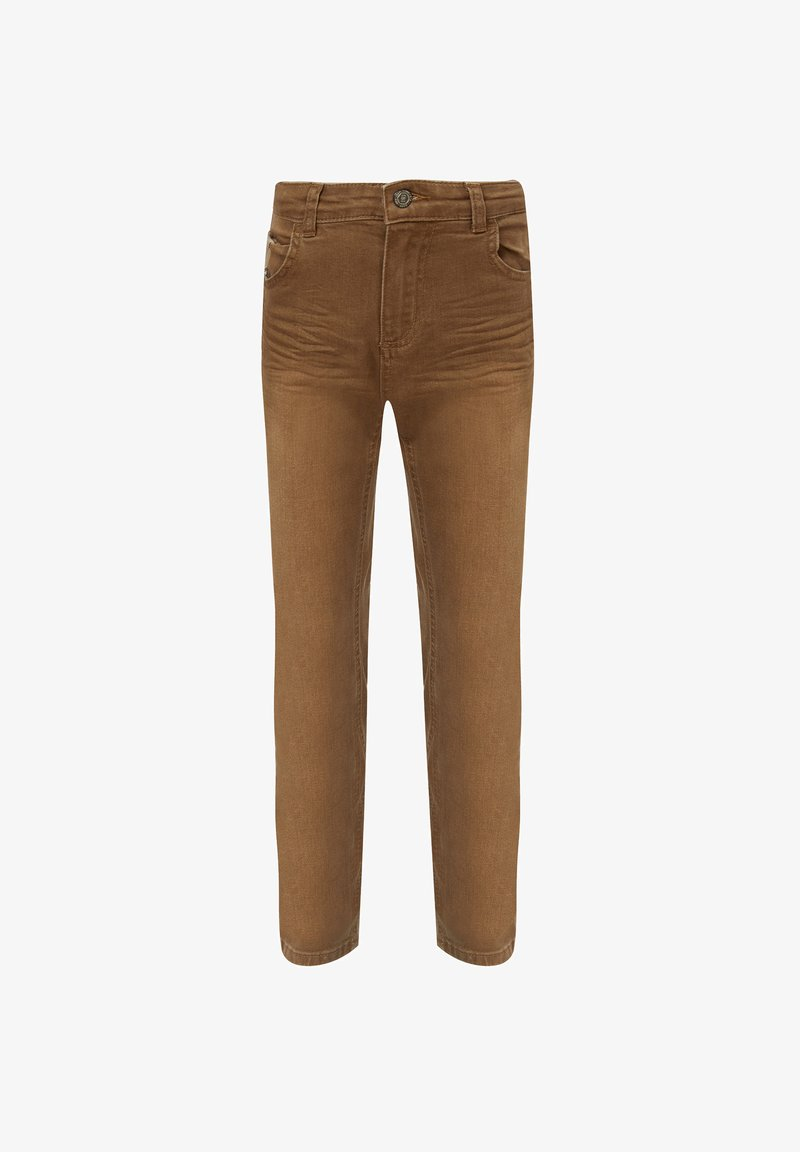 DeFacto - Slim fit jeans - brown