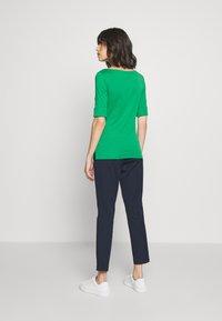 Lauren Ralph Lauren - Triko spotiskem - hedge green - 2