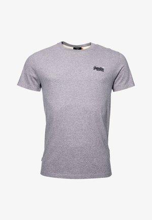 OL VINTAGE EMB  - T-shirt basic - coastal pink grit