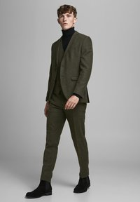 Jack & Jones PREMIUM - Suit trousers - rosin - 5