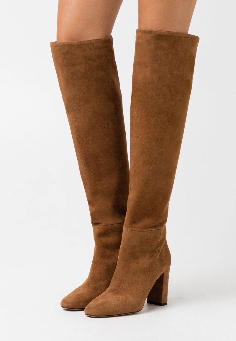 Bianca Di - High heeled boots - rodeo