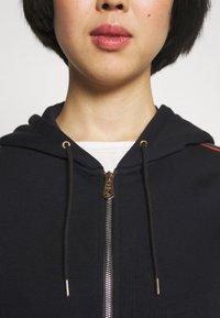 Paul Smith - Zip-up sweatshirt - black - 5