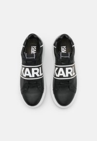 KARL LAGERFELD - MAXI BAND LACE - Sneaker low - black - 4