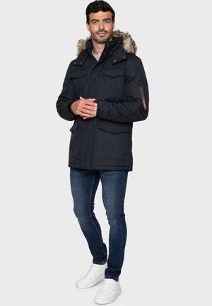 ESTATE PADDED - Winter jacket - navy