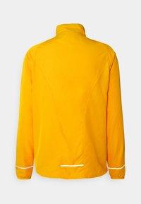 Endurance - LESSEND JACKET - Sports jacket - dark yellow - 1