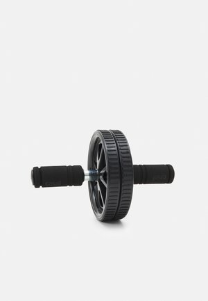 AB ROLLER RECYCLED - Fitness / joga - black