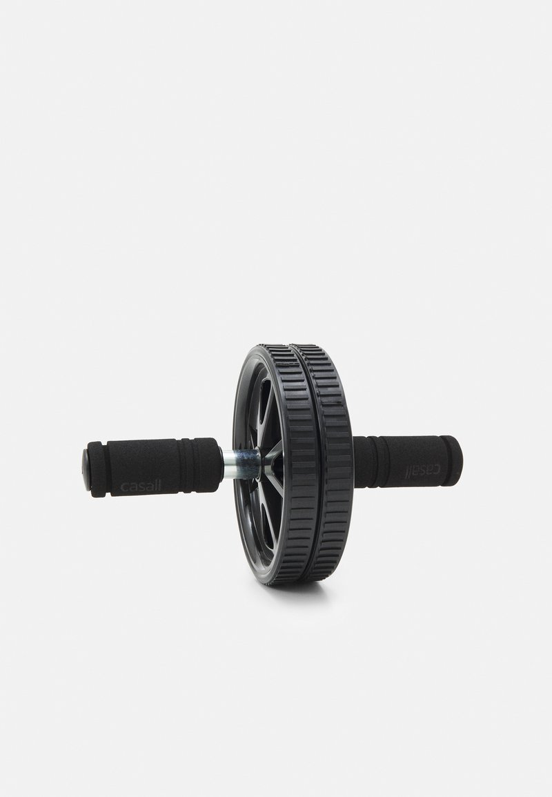 Casall - AB ROLLER RECYCLED - Fitness/jóga - black