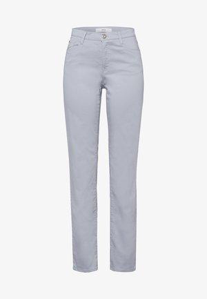 STYLE CAROLA - Straight leg jeans - grey
