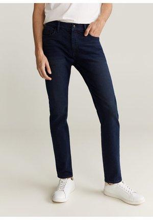 JAN - Slim fit jeans - bleu foncé intense