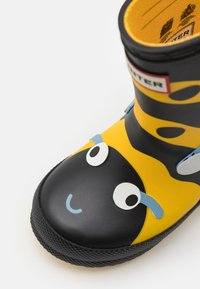 Hunter ORIGINAL - KIDS FIRST WASP CHARACTER BOOT UNISEX - Wellies - sunflower - 5