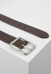 Pier One - LEATHER - Belt - dark brown - 2