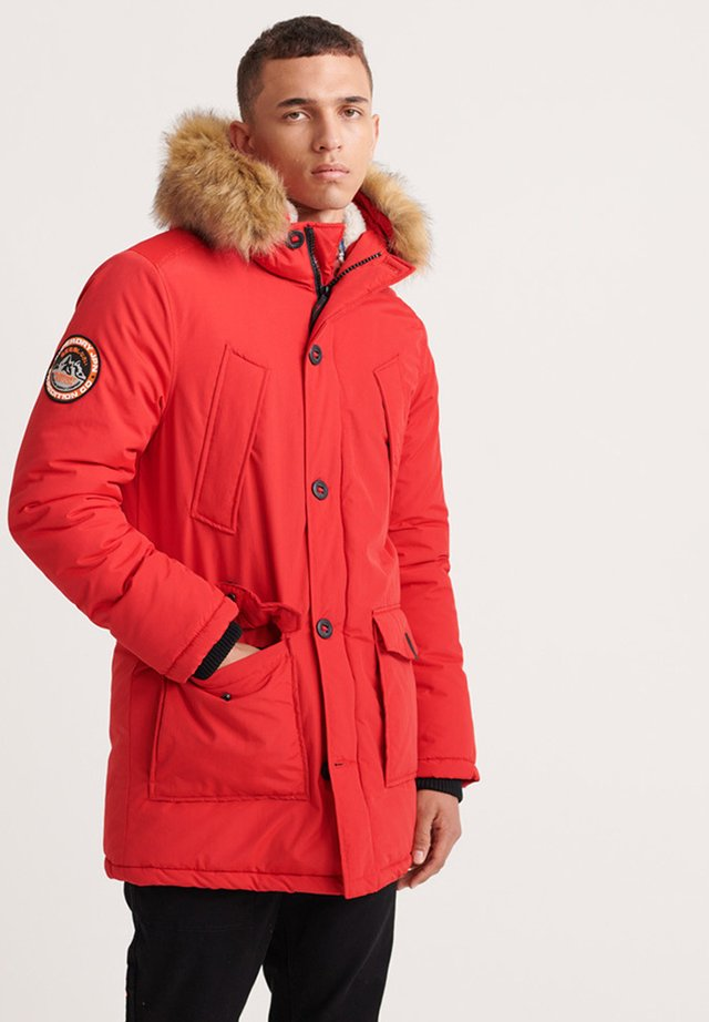 EVEREST  - Veste d'hiver - deep berry
