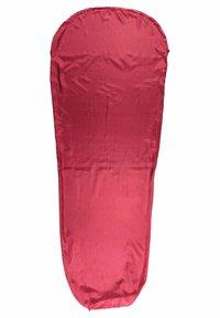 Kaikkialla - Sleeping bag - bordeaux - 1