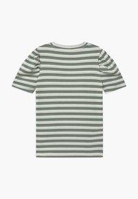 Lindex - TEENS LOLA - Print T-shirt - light dusty green - 1