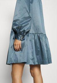 Samsøe Samsøe - STAR DRESS  - Day dress - blue mirage - 6