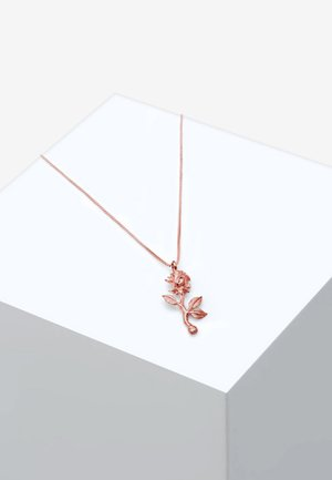 VINTAGE LOOK - Necklace - rose gold coloured