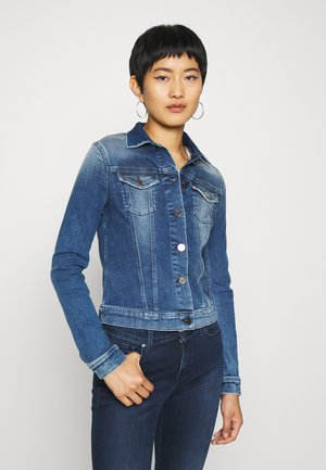 JACKETS LIGHTWEIGHTS - Spijkerjas - medium blue