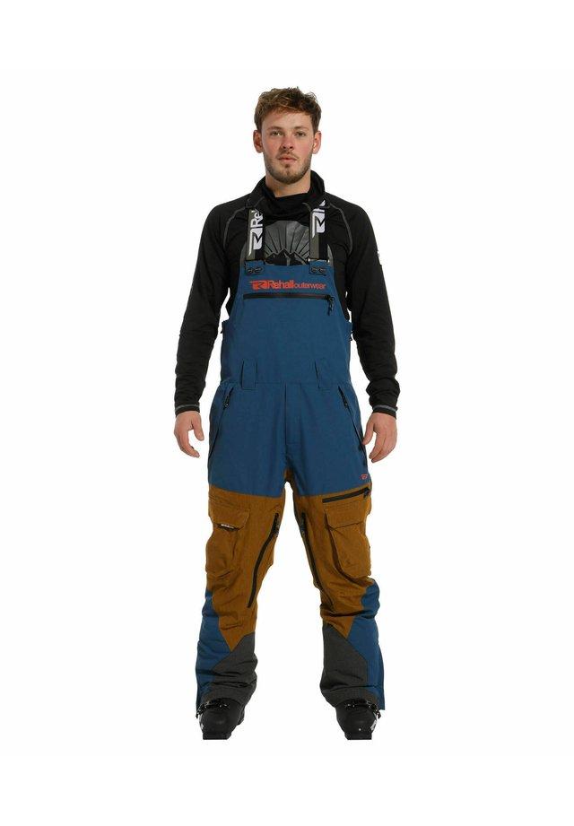 ROSCO-R SALOPET - Snow pants - petrol