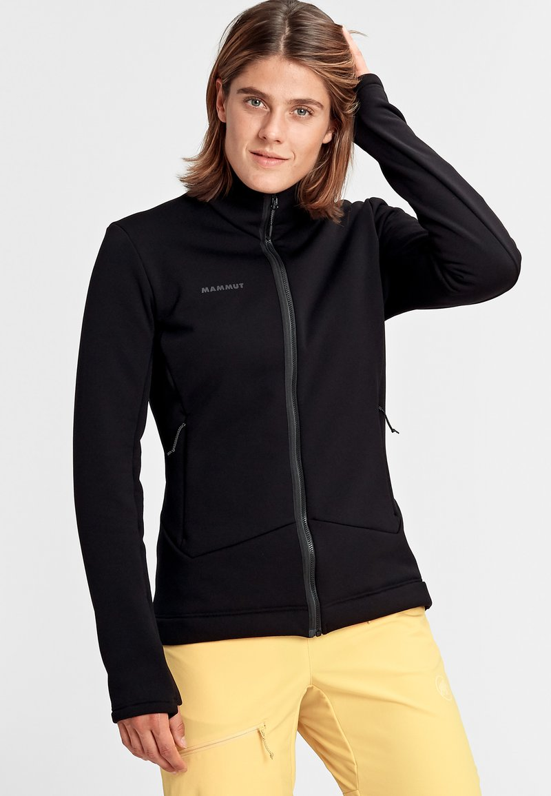 Mammut - ACONCAGUA - Fleece jacket - black