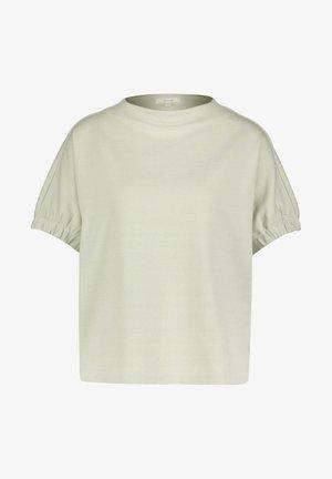 GOBUNA - Basic T-shirt - pistazie