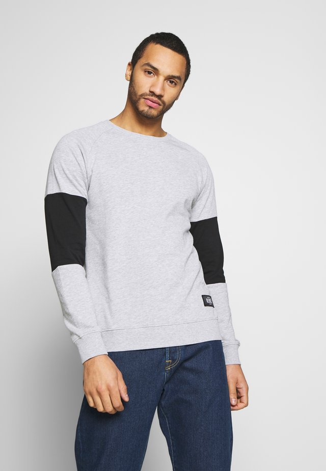 UNISEX RUSH - Sweatshirt - light grey
