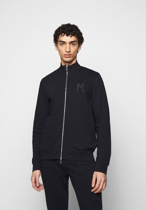 ZIP JACKET - Sweatjacke - navy