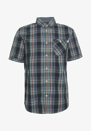 RAY COLOURFUL CHECK PACKAGE - Skjorta - navy/olive/blue