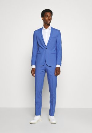 GOTHENBURG SUIT - Traje - blue