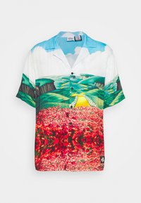 Vintage Supply - THE WIZARD UNISEX - Button-down blouse - multi - 0